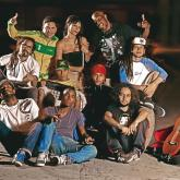 """""""Escucha y rota"""" con Zalama Crew"""