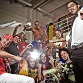 Zalama Crew de tour por Estados Unidos