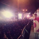 Cubrimiento del Festival Rock Al Parque 2014.