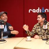 Juanes visita Radiónica. 16 de noviembre de 2010.