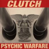 No. 18 'Psychic Warfare' de Clutch. Sello: Weathermaker