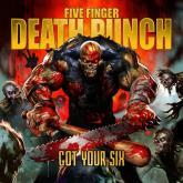 No. 19 'Got Your Six' de Five Finger Death Punch. Sello: Prospect Park