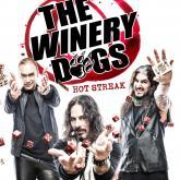 """No. 29 """"Hot Streak"""" de The Winery Dogs. Sello: Loud & Proud"""