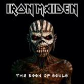 "No. 31 ""The Book Of Souls"" de Iron Maidem. Sello: Parlophone"