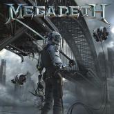 No. 5 'Dystopia' de megadeth (Tradecraft)