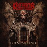 No. 9 'Gods of Violence' de Kreator (Nuclear Blast)