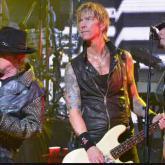 Guns N' Roses + Duff McKagan (2014)