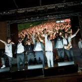 """El """"Club de la resistencia"""" fue en 2013 la canción más importante del año"""