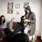 Electric Mistakes: una guitarra, una batería, tres perros y dos gatos