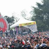 Cubrimos diferentes ediciones del Festival Hip Hop Al Parque.