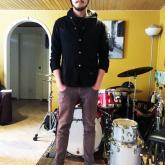 Javier Ojeda - Guitarrista de La Burning Caravan