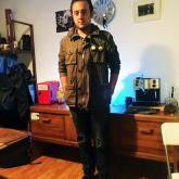 Marco Bonilla - Baterista de Árbol de ojos