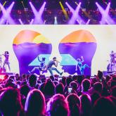 Fin de semana movido en el Apple Music Festival