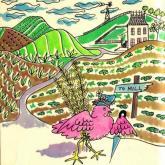 Los dibujos para niños de Andy Warhol