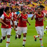 Comienzan las finales del fútbol femenino