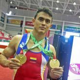 Jossimar Calvo: historia y porvenir dorados