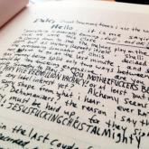 Abriendo el diario de Kurt Cobain (Parte 4.1)