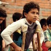 """""""Pasos de Héroe"""": cine, conflicto armado y fútbol en una frase"""