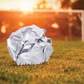 Pelota de Papel: Futbolistas y contadores de historias