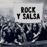 Rock y salsa: armonía entre guitarras y percusión