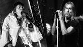 Matt Shultz e Iggy Pop.