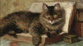 Henriëtte Ronner-Knip (1821-1909, Dutch)