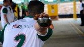 Tejo, deporte de los Juegos Nacionales 2019. Foto cortesía de los Juegos.