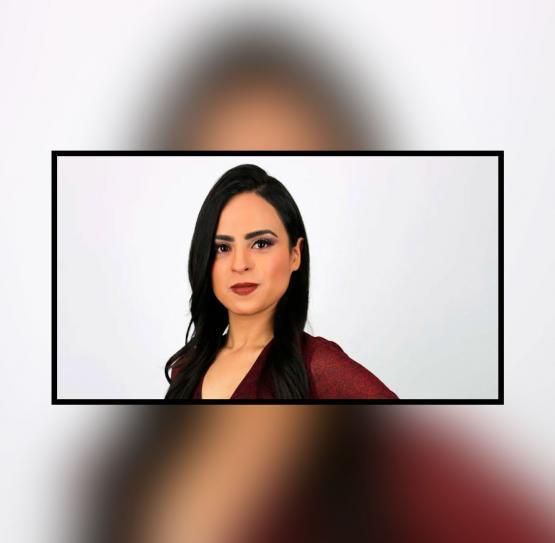 Iris Cisneros.