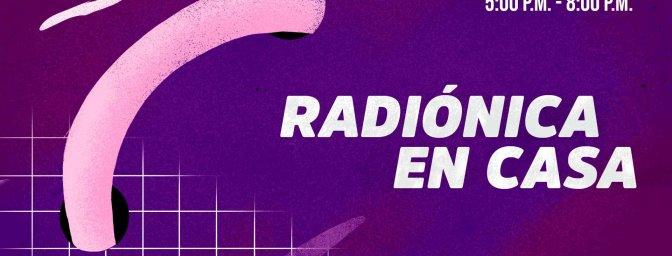 Radiónica en Casa