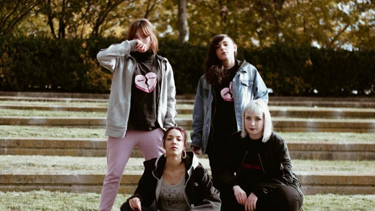 Ira, grupo de rap español. Foto tomada de Facebook.
