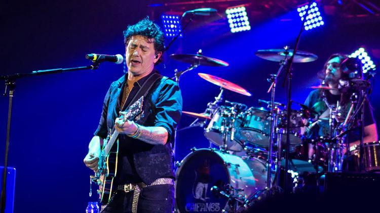 Caifanes en vivo. Foto tomada de www.occidente.mx