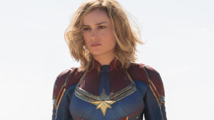 Así lucirá Brie Larson como 'Captain Marvel'