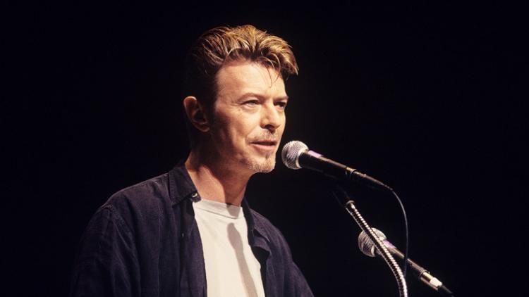 David Bowie. Foto tomada de Billboard.