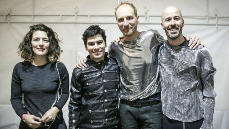 'Lumísphera' es el nuevo álbum de la banda paisa