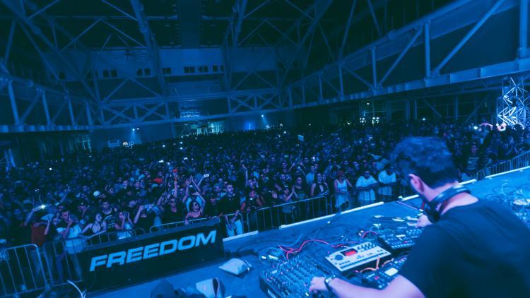 Festival Freedom. Foto tomada de thump.vice.com
