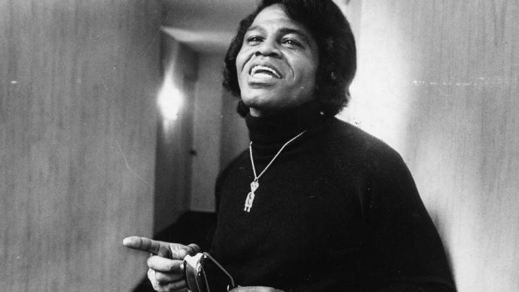 James Brown. Foto tomada de Petits Luxes
