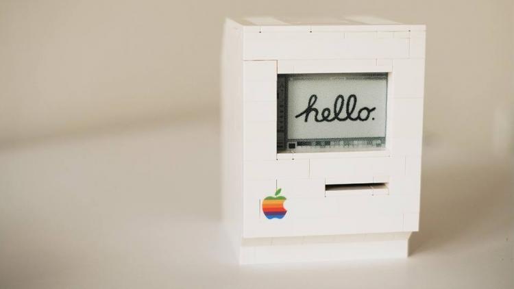 Se cumplen 35 años de la primera Macintosh.