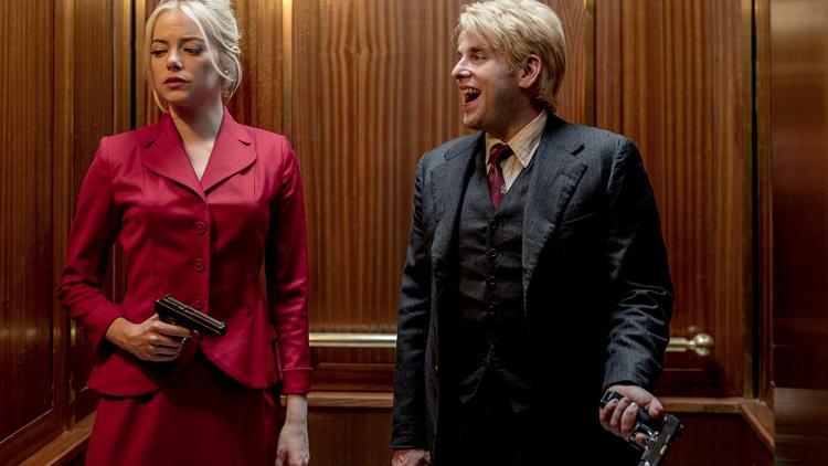 Emma Stone y Jonah Hill en Maniac (2018) Foto: Netflix