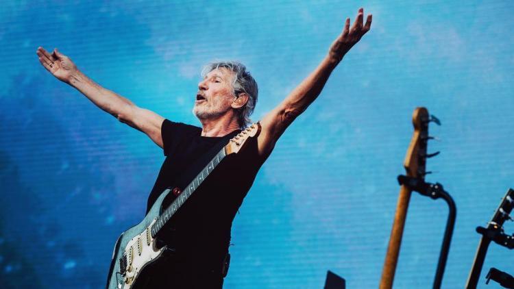 Roger Waters. Foto tomada de Facebook.
