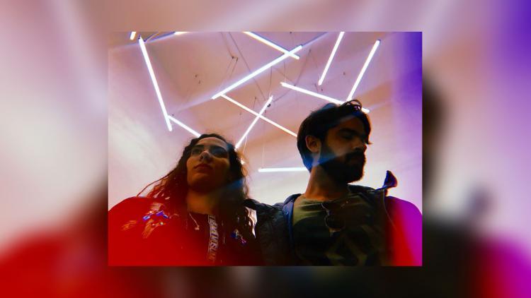 María Mónica Gutiérrez y Felipe Ortega son Ságan. Foto tomada de su página de Facebook.