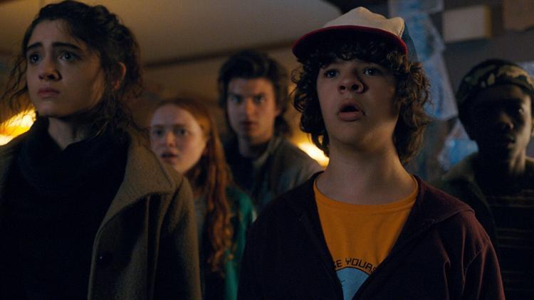 Stranger Things, una de las series más costosas de Netflix.