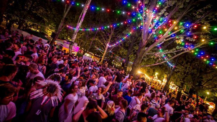 Sziget Festival 2017. Foto tomada de Facebook.