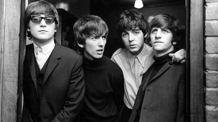Resultado de imagen para Fotos de película A Hard Day's Night