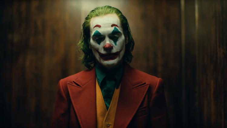 Joker Movie, foto tomada de Facebook.
