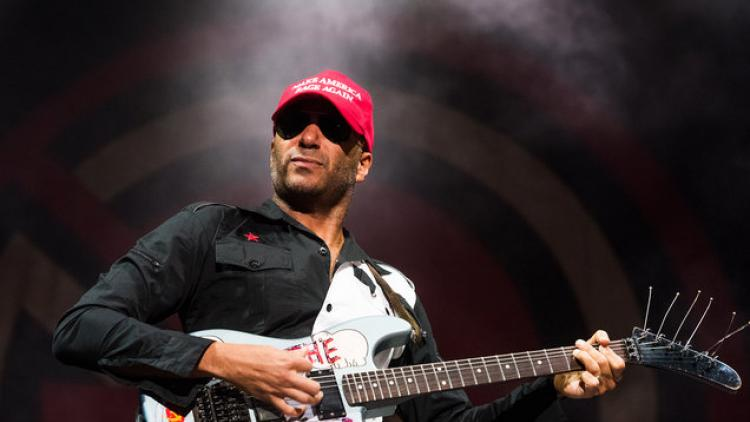 Tom Morello. Foto tomada de Billboard.
