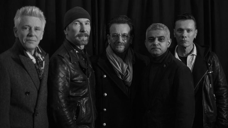 Imagen tomada de U2 en Facebook