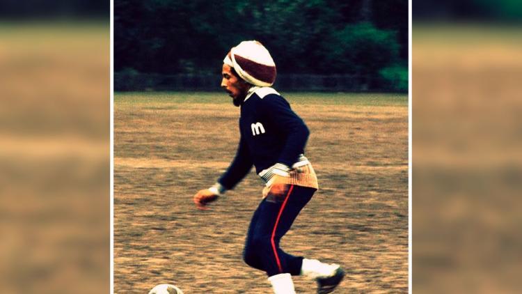Bob Marley Y Su Amor Por El Futbol Radionica