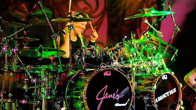 El ritmo imparable de Stephen Perkins