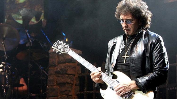Tony Iommi (Black Sabbath) tiene cáncer de linfoma