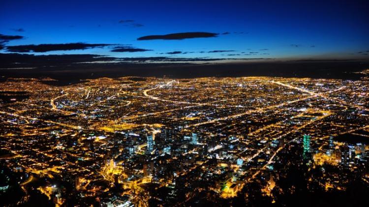 El ruido tecnológico de Bogotá